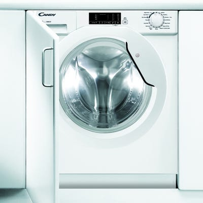 Candy CBWD7514D-80 Fully Integrated 7+5kg 1400 Spin Washer Dryer