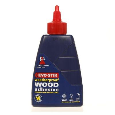 Evo-Stik Resin 'W' Weatherproof Wood Adhesive 250ml