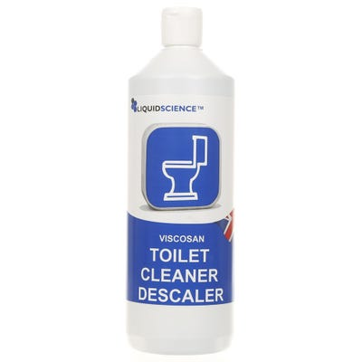 Toilet Cleaner & Descaler 1L