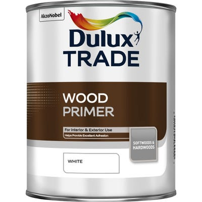Dulux Trade Wood Primer White