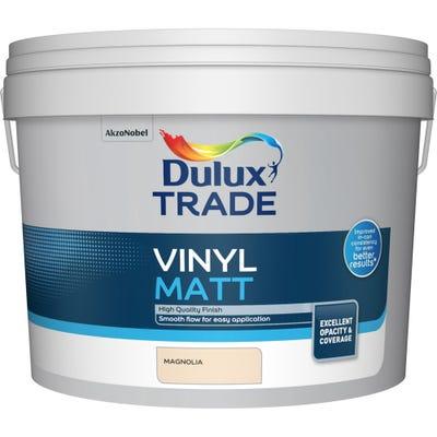 Dulux Trade Vinyl Matt Magnolia