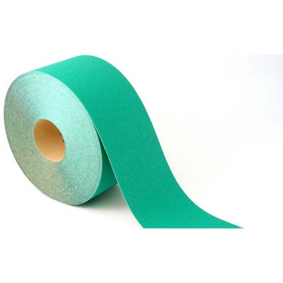 Builder Depot Professional Green Ally Oxide Sandpaper 50m Roll