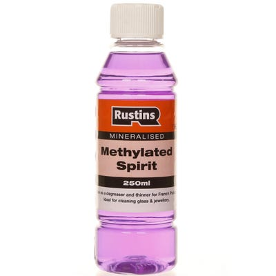 Rustins Methylated Spirit 250ml