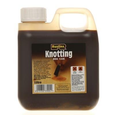 Rustins Natural Knotting 1L