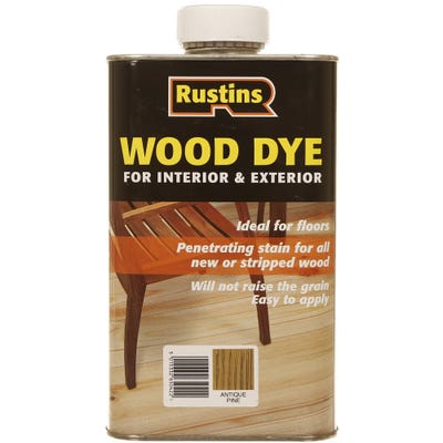 Rustins Antique Pine Wood Dye Internal & External