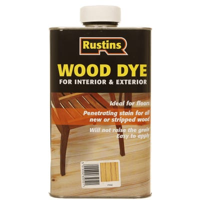 Rustins Pine Internal & External Wood Dye