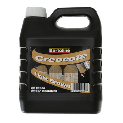 Bartoline Creocote Light Brown 4L