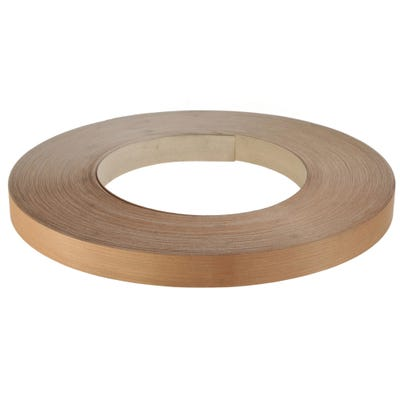 22mm Cherry Iron On Edging Tape 50m
