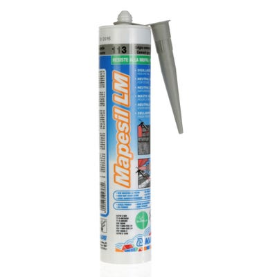 Mapei Mapesil 310ml Low Modulus Silicone Sealant