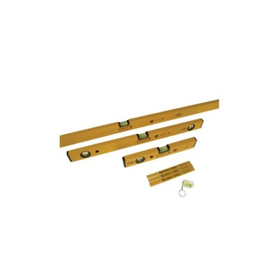 Stabila 70-2 Combination Level Set 180cm 60cm 30cm