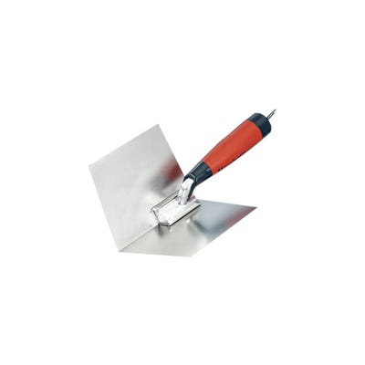 Marshalltown Dry Wall Internal Corner Trowel With Durasoft Handle