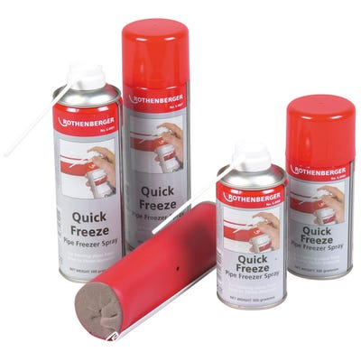 Rothenberger Pipe Freezer Jacket - 8-28mm