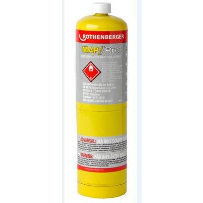 Rothenberger Mapp / Pro Gas Cylinder 400g