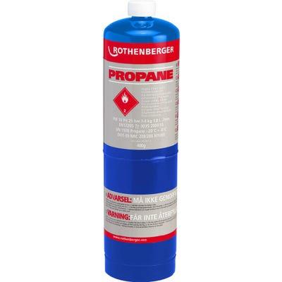 Rothenberger Propane Gas Cylinder 400g