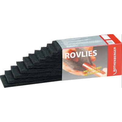 Rothenberger Rovlies Cleaning Pads Pack 10