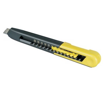 Stanley 9mm Snap Off Blade Knife
