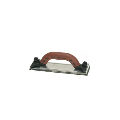 Marshalltown Hand Sander With Durasoft Handle M/T20D