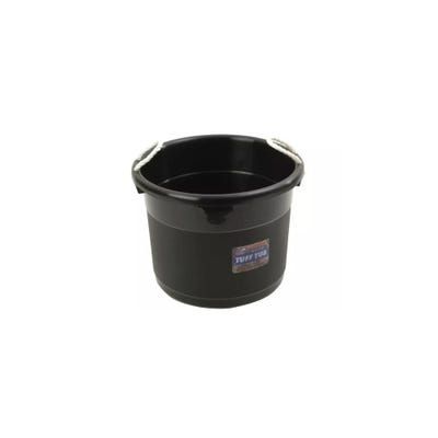 Contico Tuff Tub - Black 69L