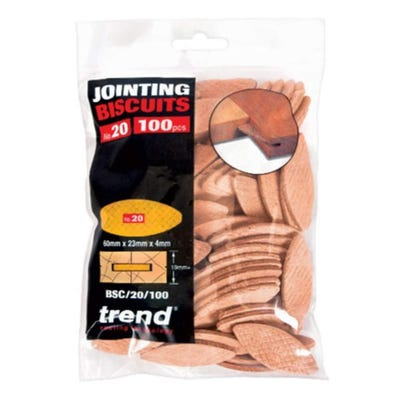 Trend Large Jointing Biscuits