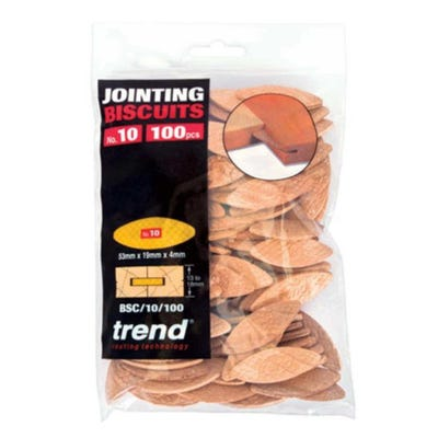 Trend Medium Jointing Biscuits