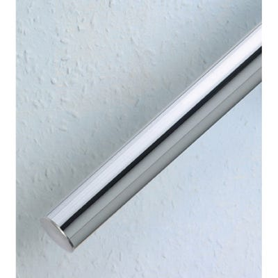 41mm Polished Chrome Handrail 1800mm
