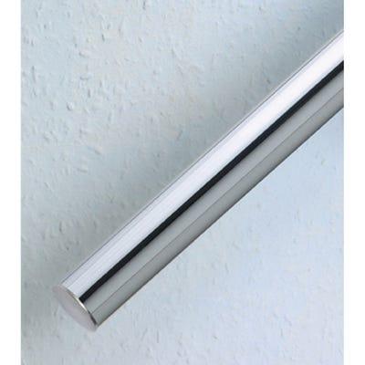 41mm Polished Chrome Handrail 2400mm