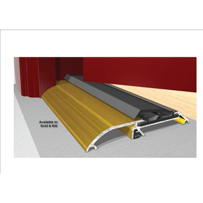 Exitex Threshold Seal 933mm Silver