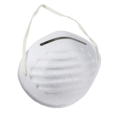 Disposable Cup Type Dust Masks Pack of 50