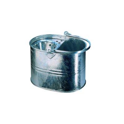 Mop Bucket Galvanised