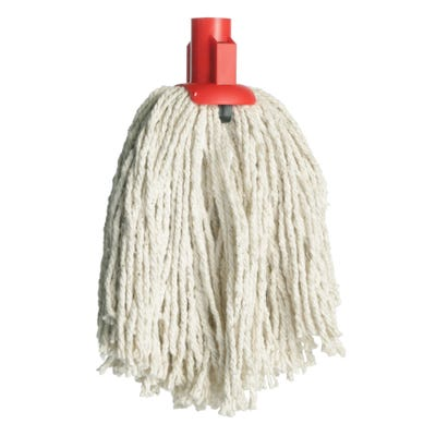 Mop Head Size 12PY Includes Plastic Socket