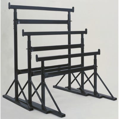 Adjustable Steel Trestle (No 3) 1.05m - 1.67m