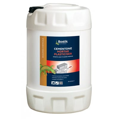 Bostik Cementone Mortar Plasticiser 25L