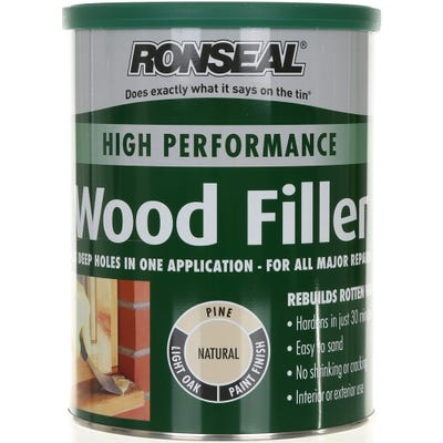 Ronseal High Performance Wood Filler Natural
