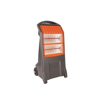 Rhino 240V 2.8Kw TQ3 Fixed Infrared Heater