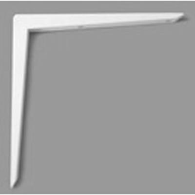 Reinforced Shelf Bracket 200mm x 200mm White