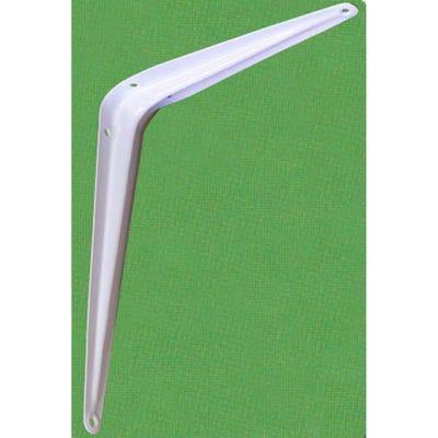 Shelf Bracket 100mm x 125mm White