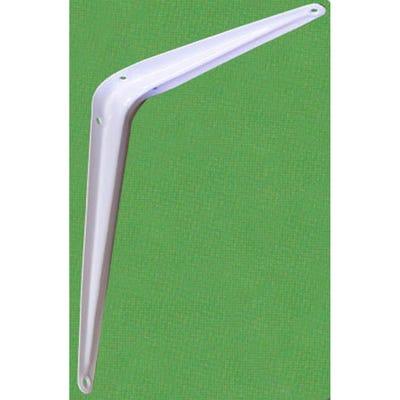 Shelf Bracket 150mm x 200mm White