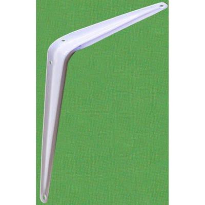 Shelf Bracket 200mm x 250mm White
