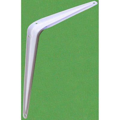 Shelf Bracket 250mm x 300mm White