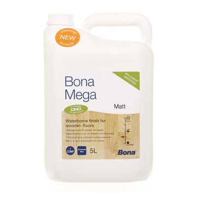 Bona Mega Matt Lacquer 5L