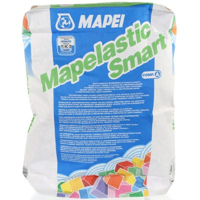 Mapei Mapelastic Smart 2 Part Waterproofer 30Kg