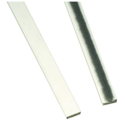 Intumescent Fire & Smoke Seal 10mm x 4mm x 2.1m White