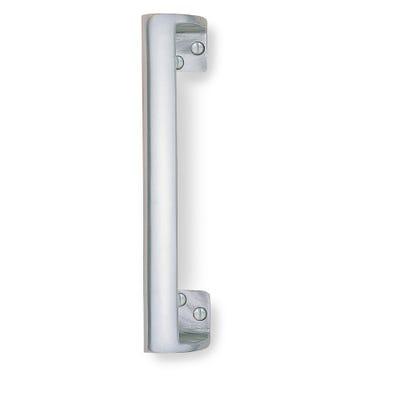 Offset Pull Handle 229mm Satin Anodised Aluminium