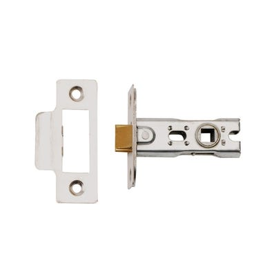 Dale 63mm Tubular Mortice Latch Satin Nickel