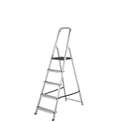 Youngman Atlas 5 Tread Step Ladder