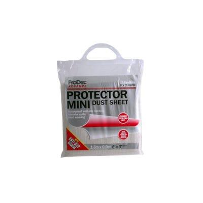 ProDec Advance Craftsman Dust Sheet 6' x 3'
