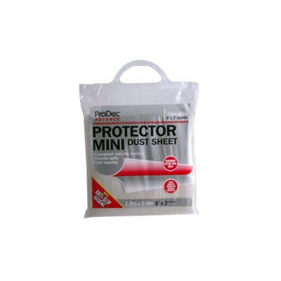ProDec Advance Craftsman Dust Sheet 6' x 3'