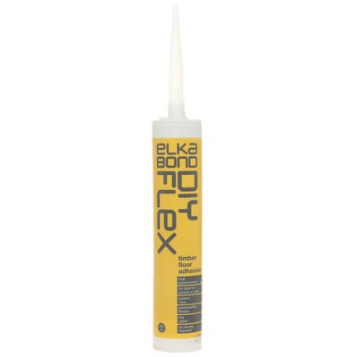 Elka Bond 290ml Diy Flex Flooring Adhesive Cartridge