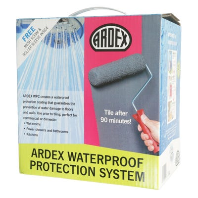 Ardex WPC Waterproof Protection System 10Kg