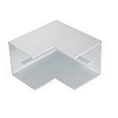 Mini Trunking External Angle White 16mm x 16mm